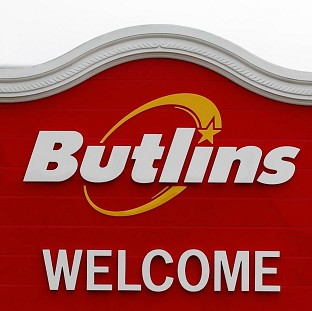 The incident is alleged to have taken place in the theatre area at Butlins in Bognor Regis