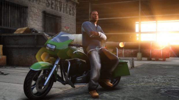 Grand Theft Auto is a British-made game