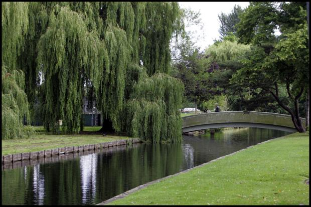 Andover Advertiser: River Park: under threat from development