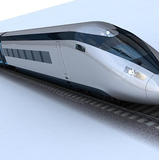 Cities could lose as much as £220 million if they are not on the route of the proposed high speed rail line.