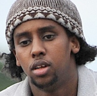 Mohammed Ahmed Mohamed, was last seen leaving a London mosque in a burka (Metropolitan Police)