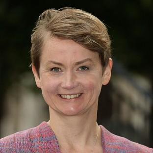 Yvette Cooper has hit out at the Government over
