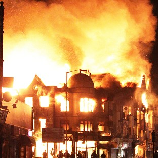 The Government has been accused of failing to deliver on promises made to those affected by the 2011 riots.