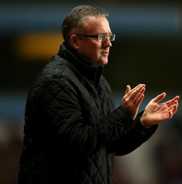 Andover Advertiser: Paul Lambert defended his comments after the match