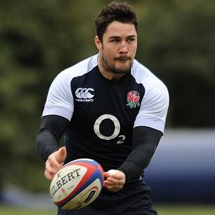 Brad Barritt is hoping to feature for England at the Six Nations