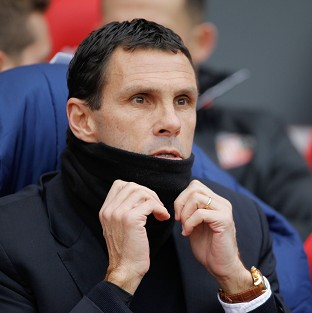 Gus Poyet was unhappy with the timing of the FA Cup draw