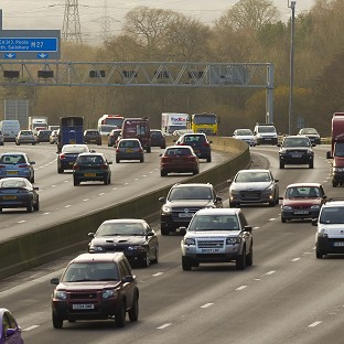 The Highways Agency has announced plans for a 60mph zone on the M1