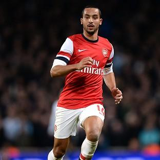 Theo Walcott is set for a lengthy spell on the sidelines