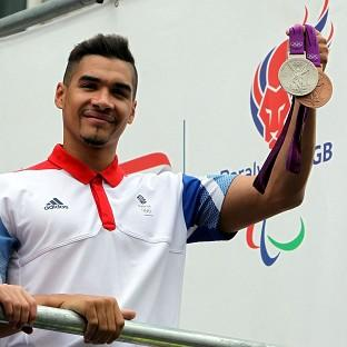 Louis Smith is hoping to compete at the Commonwealth Games