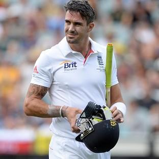 Kevin Pietersen scored 294 runs at an average of 29.4 in the Ashes series