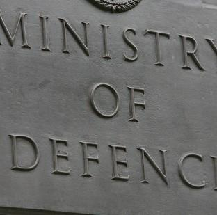A highly-paid civil servant with the Ministry of Defence has been suspended on full pay