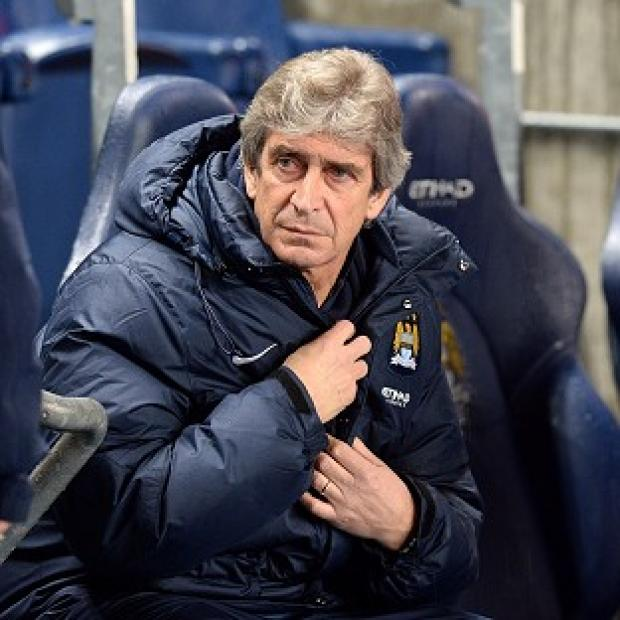 Andover Advertiser: Manuel Pellegrini watched his side demolish West Ham