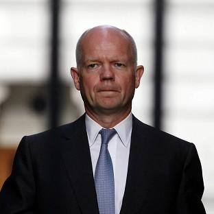 The Foreign Affairs Select Committee has called for William Hague and hi