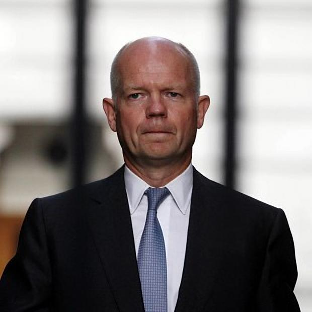 "Andover Advertiser: The Foreign Affairs Select Committee has called for William Hague and his department to adopt a ""more realistic approach"""