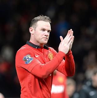 Wayne Rooney has been struggling with a groin injury of late