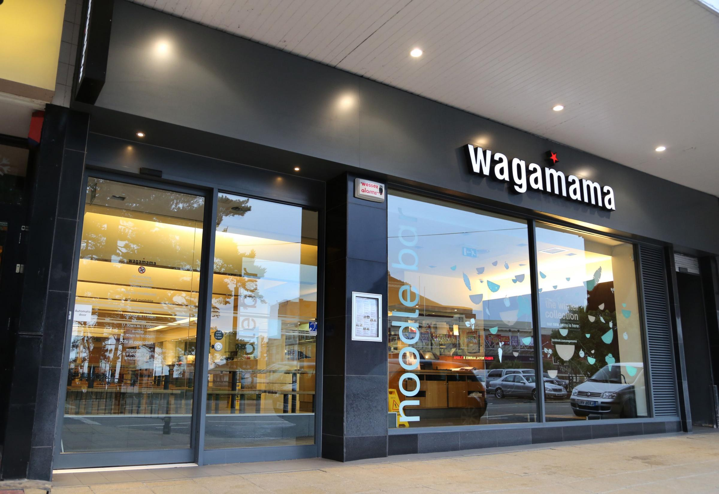 Wagamama are to open a new restaurant in Hampshire