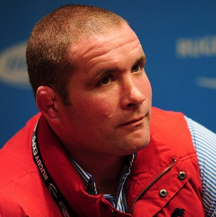 Phil Vickery says 'it's probably the right time to try something different, especially with the World Cup coming up'