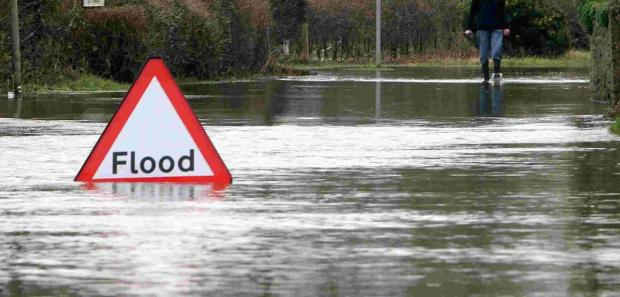 Andover Advertiser: Renewed flood alerts in Winchester today