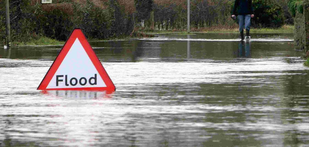 Renewed flood alerts in Winchester today