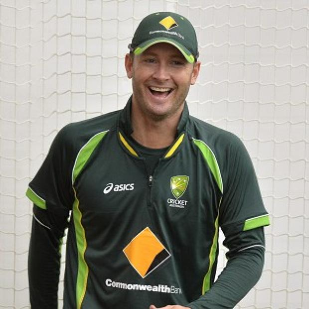 Andover Advertiser: Michael Clarke is expecting a tough test in the one-day series against England