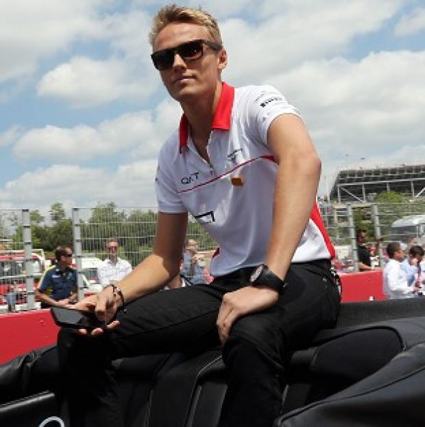 Andover Advertiser: Max Chilton is relishing his second season with Marussia