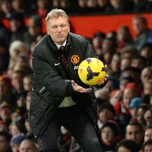 David Moyes is expecting improvement from Manchester United