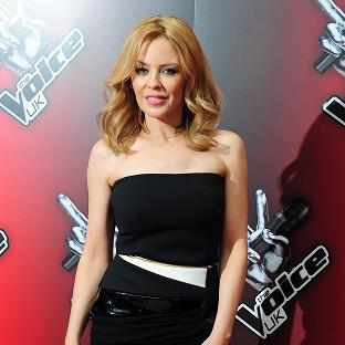 Kylie's debut on The Voice pulled in more than 8 million viewers