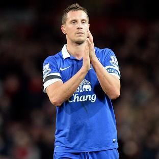 Phil Jagielka believes Everton are definitely in the hunt for Champions League football