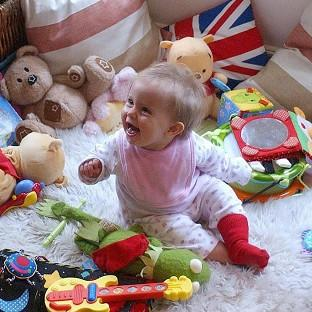 Andover Advertiser: Data suggests the average cost of childcare has increased by 19 per cent in the past year
