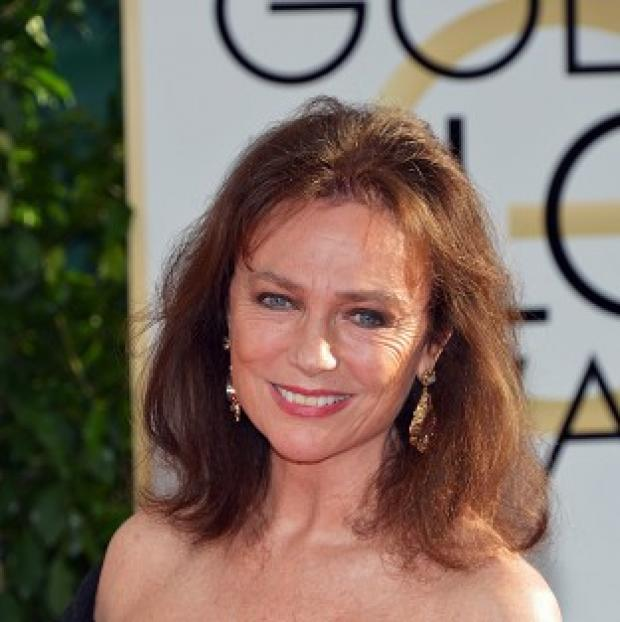 Andover Advertiser: Jacqueline Bisset was the first British winner at the Golden Globes