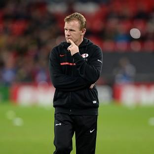 Mark McCall was unimpressed with Saracens