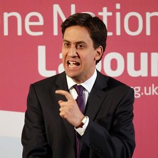 "Andover Advertiser: Labour leader Ed Miliband said a ""strong and vibrant"" middle class was essential for the country's success."