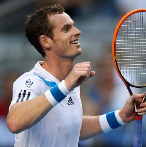 Andover Advertiser: Andy Murray cruised into the second round (AP)