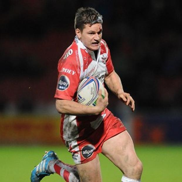 Andover Advertiser: Freddie Burns has been linked with a move to Leicester