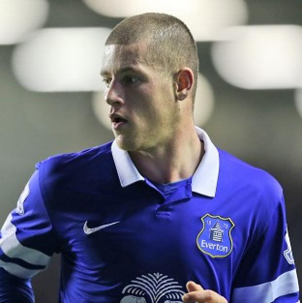 Andover Advertiser: Ross Barkley is set for a spell on the sidelines