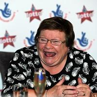 Andover Advertiser: Doreen Hay, 70, previously won 1,300 pounds by matching five numbers on the National Lottery, but has now gone one better