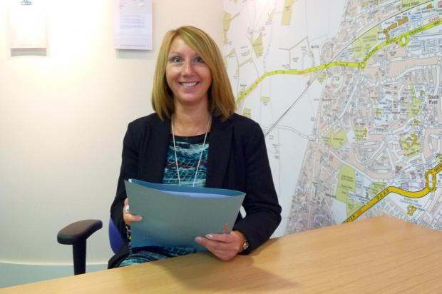 Kim Smith, Leaders Basingstoke branch manager
