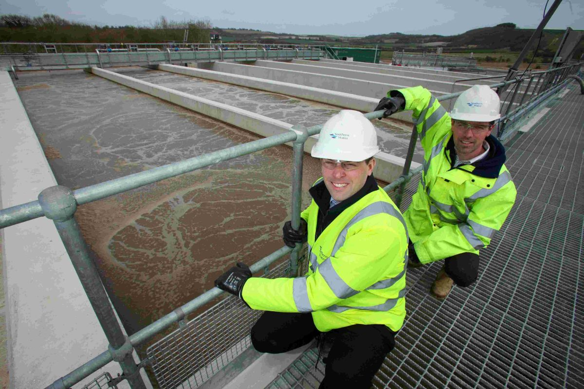 Winchester water plant receives £9m refurbishment