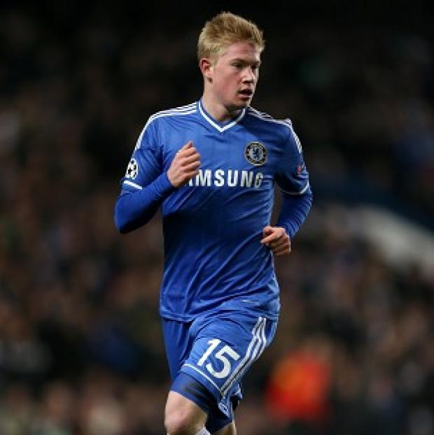 Andover Advertiser: Kevin De Bruyne has completed his move to Wolfsburg