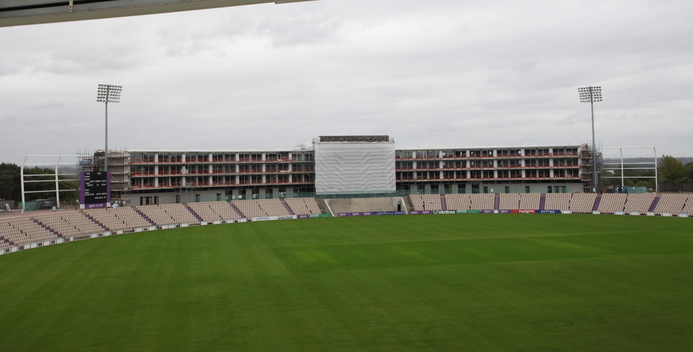 Predicted £2m loss forced builder of luxury Ageas Bowl hotel to go bust