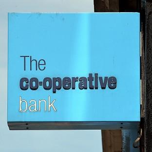 The rescue of the Co-operative's bank has allowed