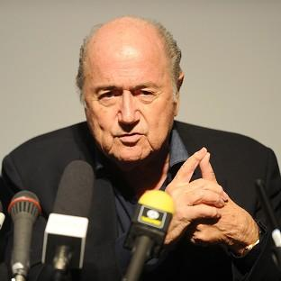 Sepp Blatter will face competition if he decides to seek a fifth term as FIFA president next year