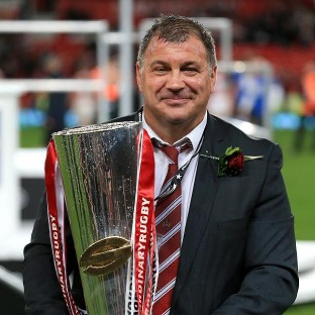 Andover Advertiser: Shaun Wane is set for a new deal with Wigan