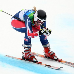 Chemmy Alcott was named in a 19-strong Great Britain ski and snowboard team