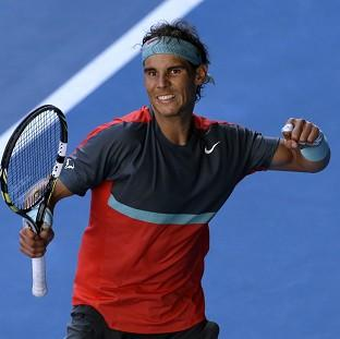 Andover Advertiser: Rafael Nadal is through to his fourth Australian Open semi-final (AP)