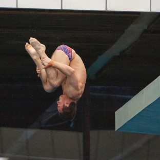 Tom Daley is targeting success at Rio 2016