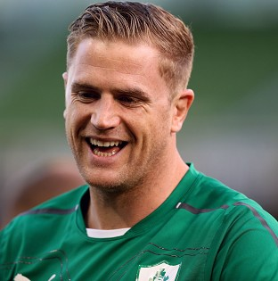 Jamie Heaslip has signed a three-year deal