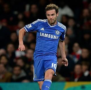 Juan Mata is expected to join Manchester United on Friday