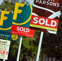 Six-year high in mortgage approvals