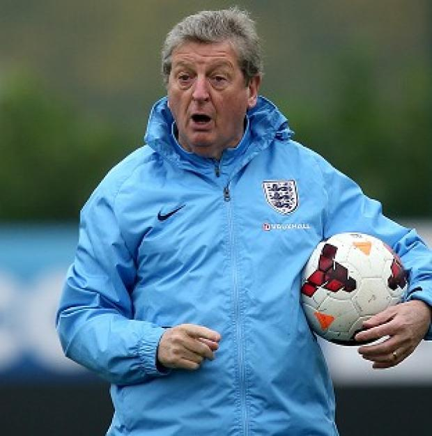 Andover Advertiser: Roy Hodgson's side will avoid the other top eight seeds